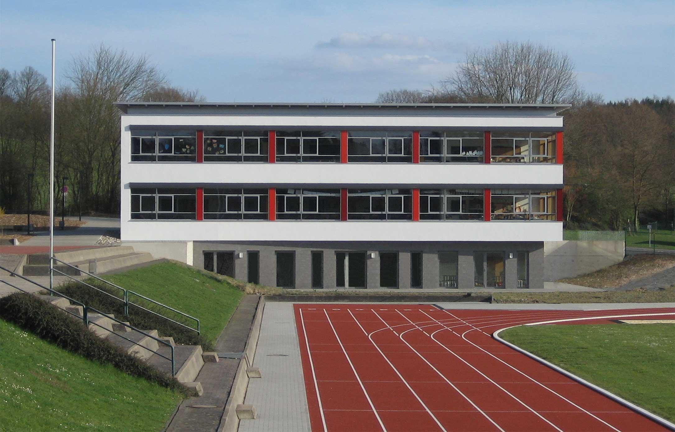 Schulzentrum, Dierdorf