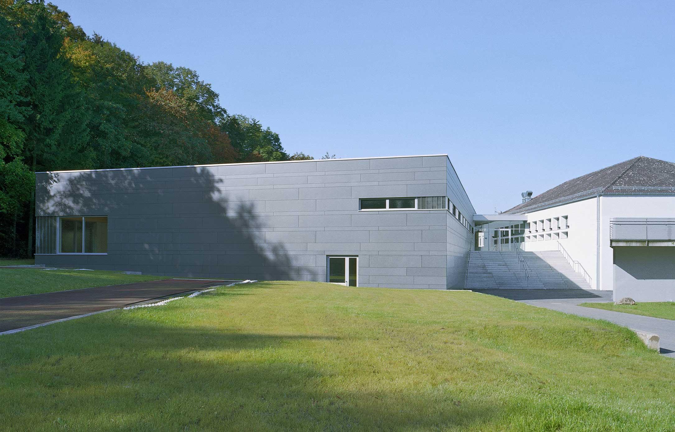 Sporthalle Bad Neuenahr-Ahrweiler